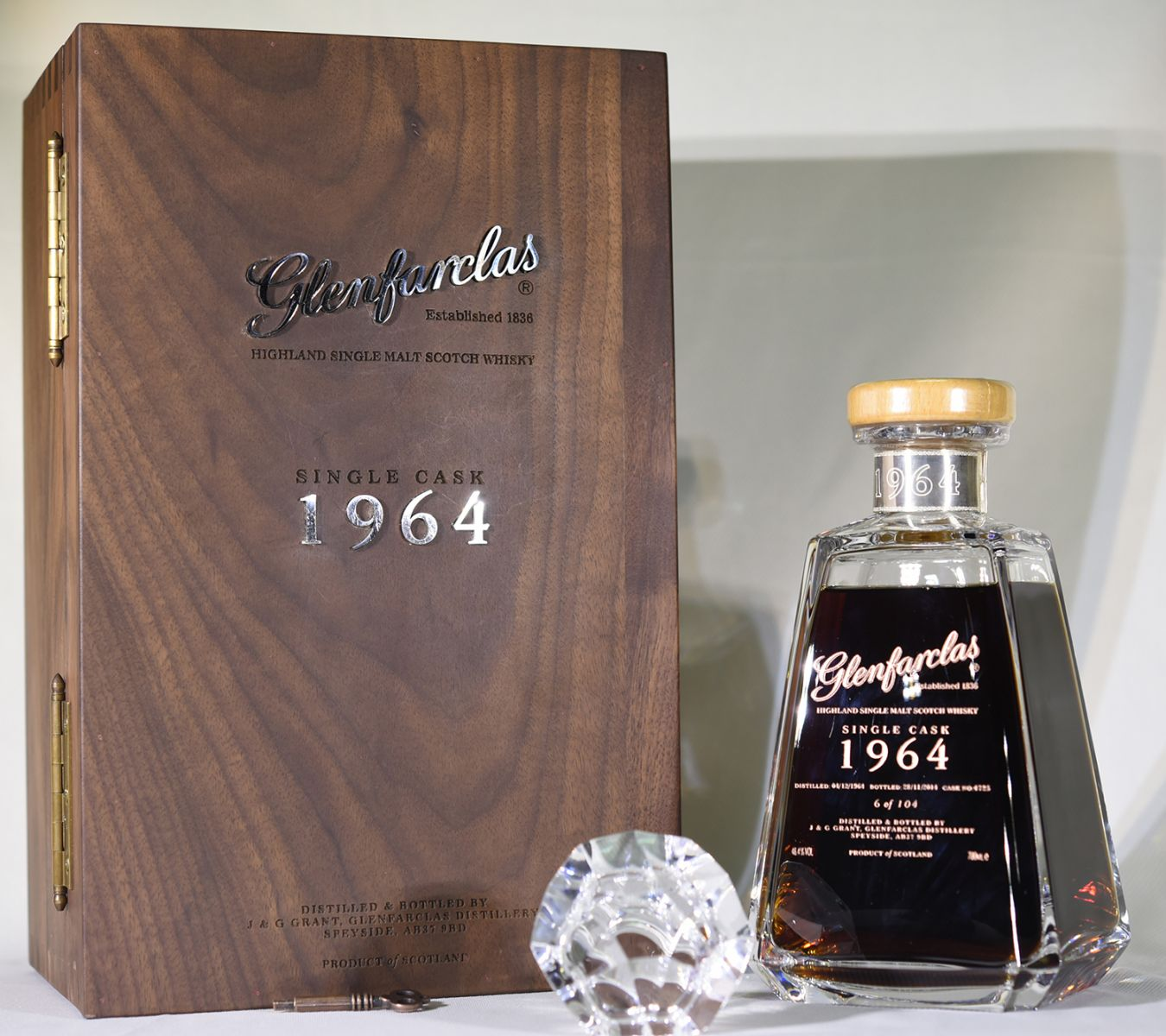Glenfarclas 1964 Single cask