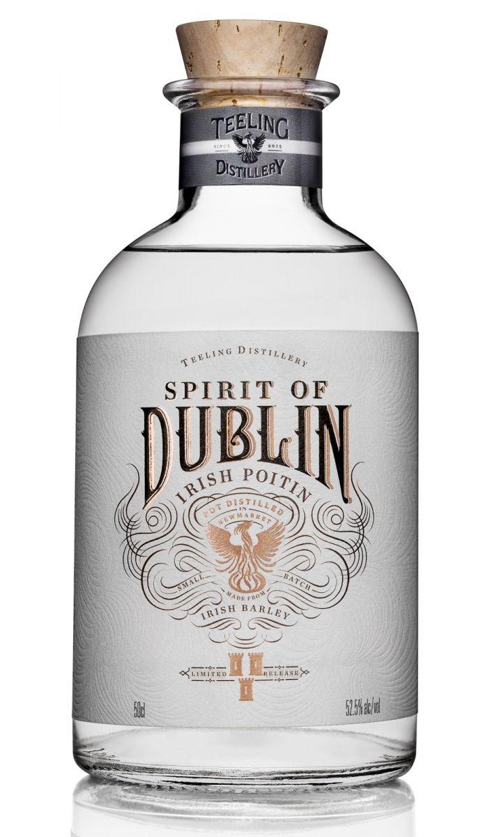 Spirit of Dublin - Irish Poitin